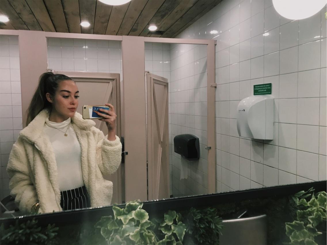 Whos Doesn T Love An Aesthetic Bathroom Ariannelavoie Vsco