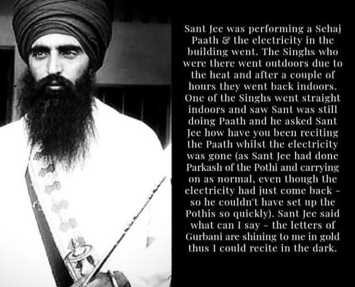 Dhan Sant Jarnail Singh Ji Khalsa Bhindranwale Santmahapurash Vsco