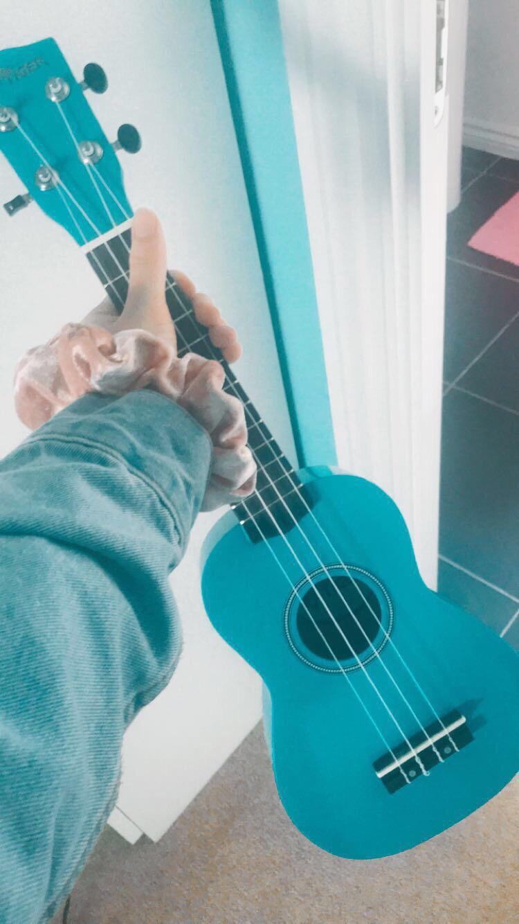 Image result for vsco ukulele