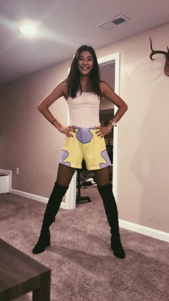 Vsco Patrick Star From The Spongebob Movie Vibes Hannah Lee