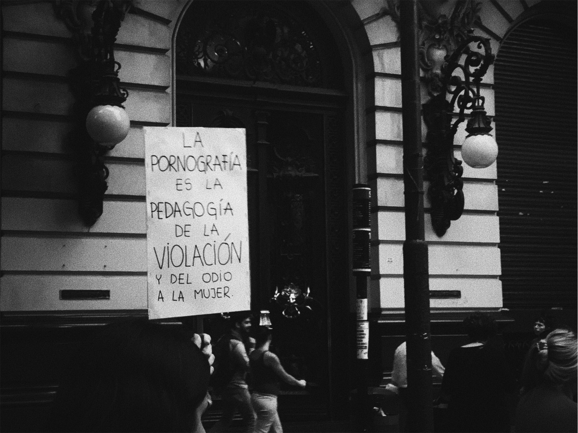 Abolicionista Del Porno porn #porno #argentina #abolicionismo #radfem | maitenwhoa