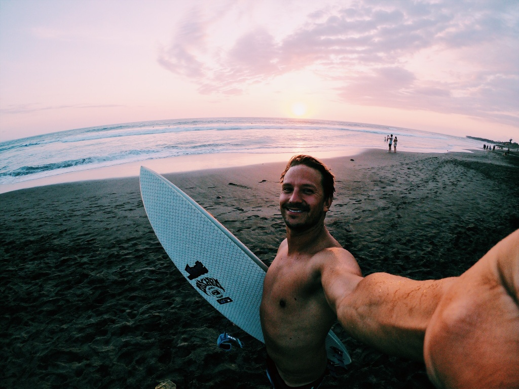 Vsco The Gu Echobeach Bali Indo Surfing Libtechsurf