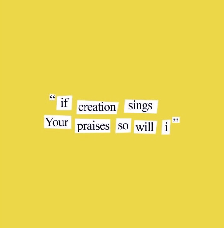 VSCO - #worship #jesus #yellow #quotes #song #bible | julyasoco