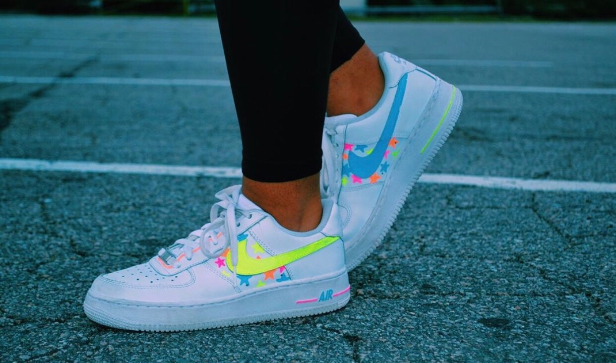 sneakers #nike #girls #clothes