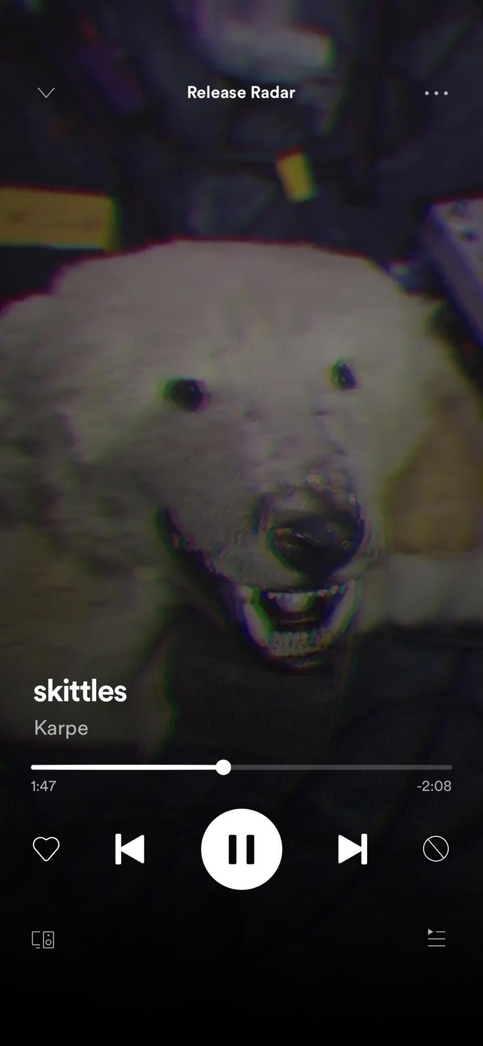 skittles karpe