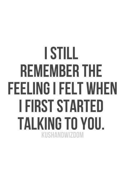 it felt really good ❤️ #quotes #crush #love #vsco | crush ...
