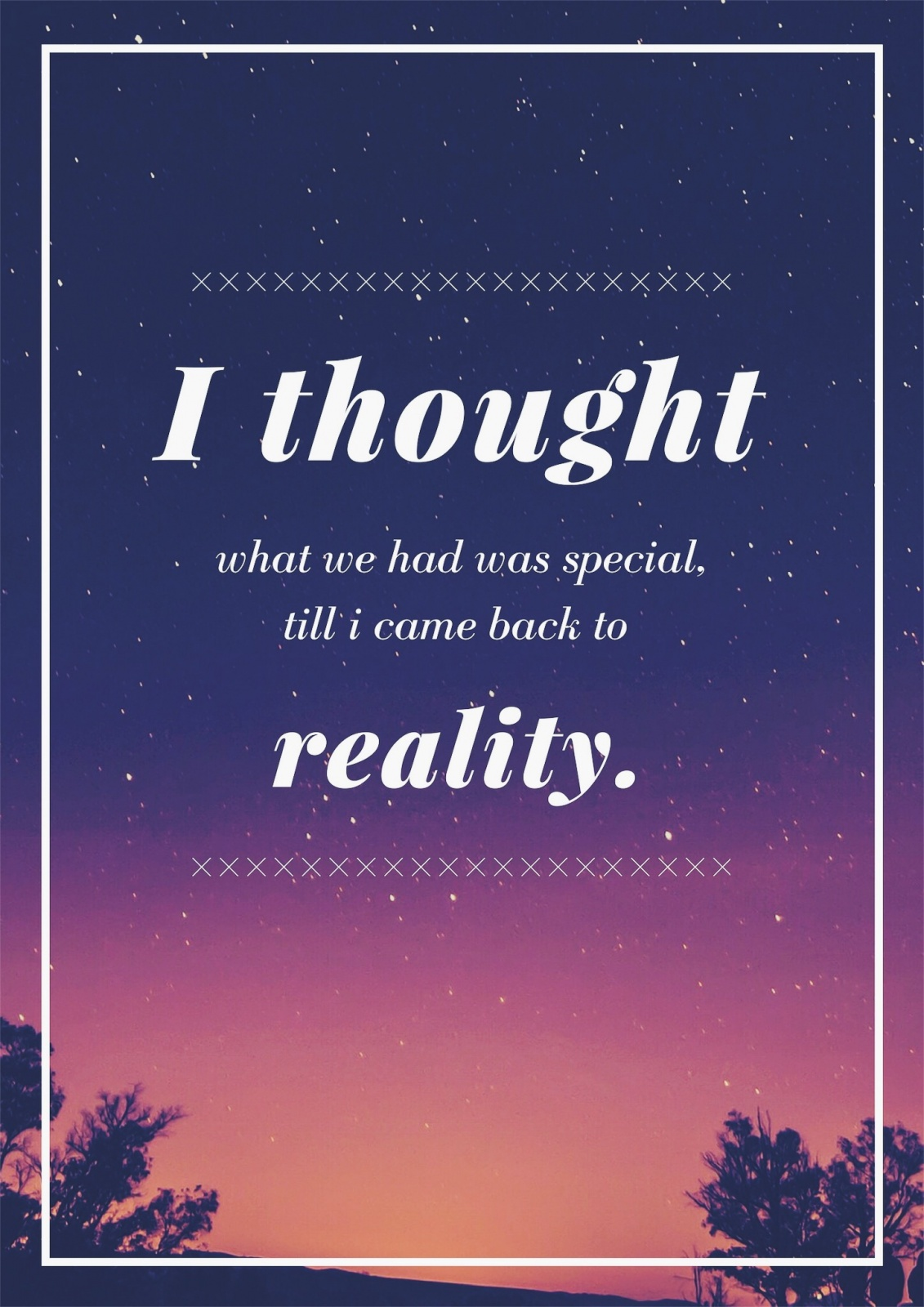 Ask me to make you a quote on a nice background, and no credit