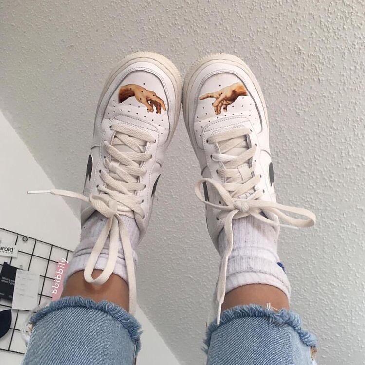 shoes #nike #af1   vsco-shoes   VSCO