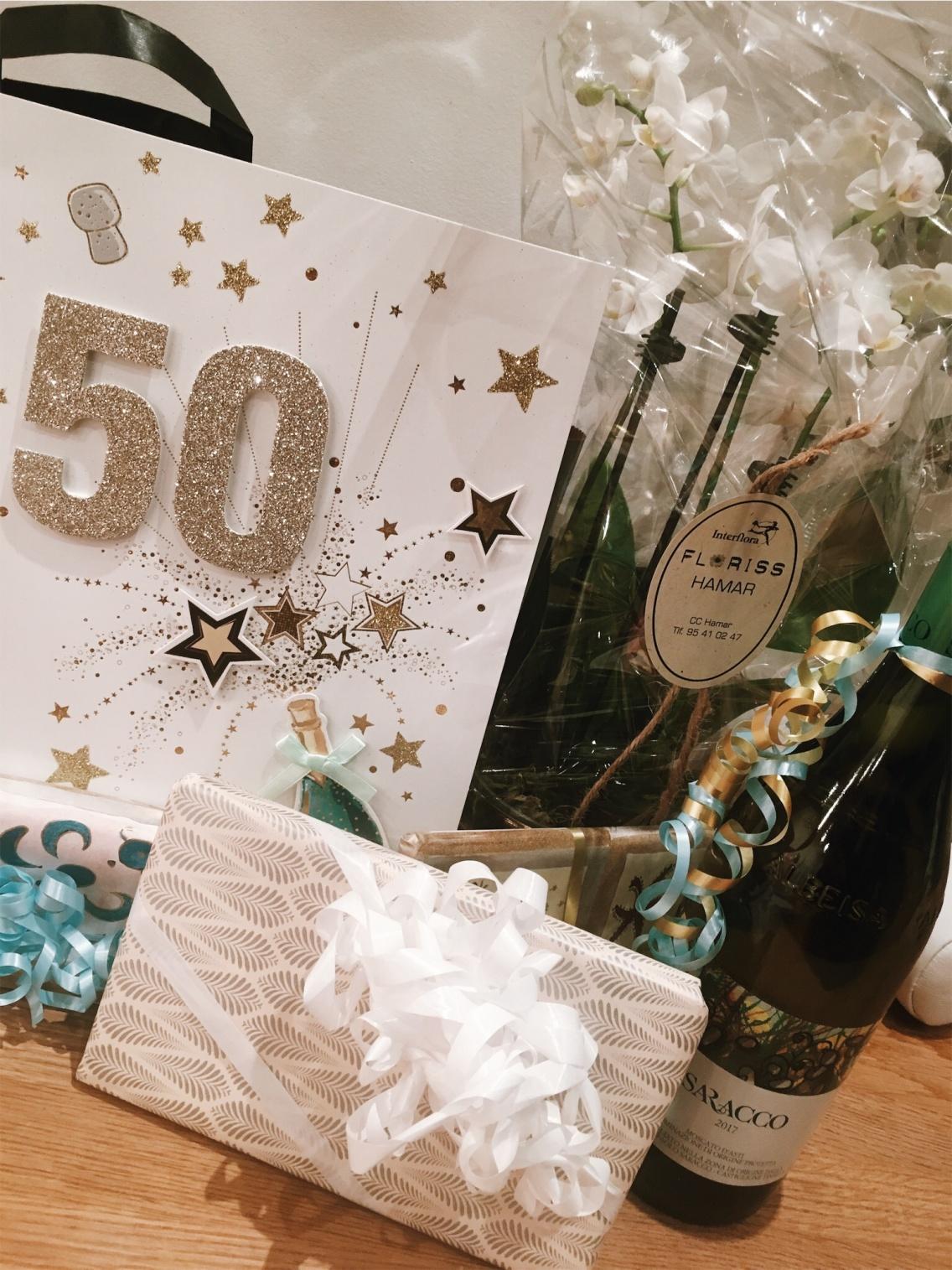 50 Års Presang