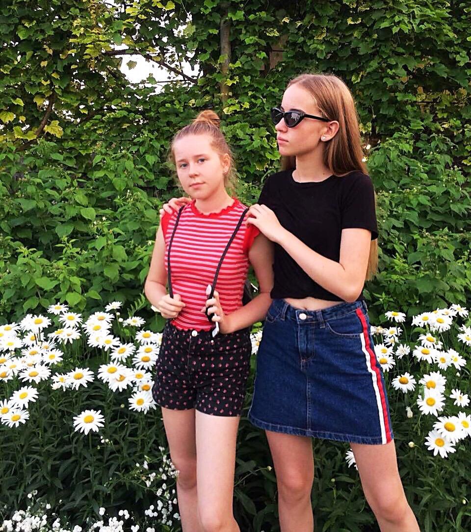 daisy girls cool summer fun girl outfits fashion