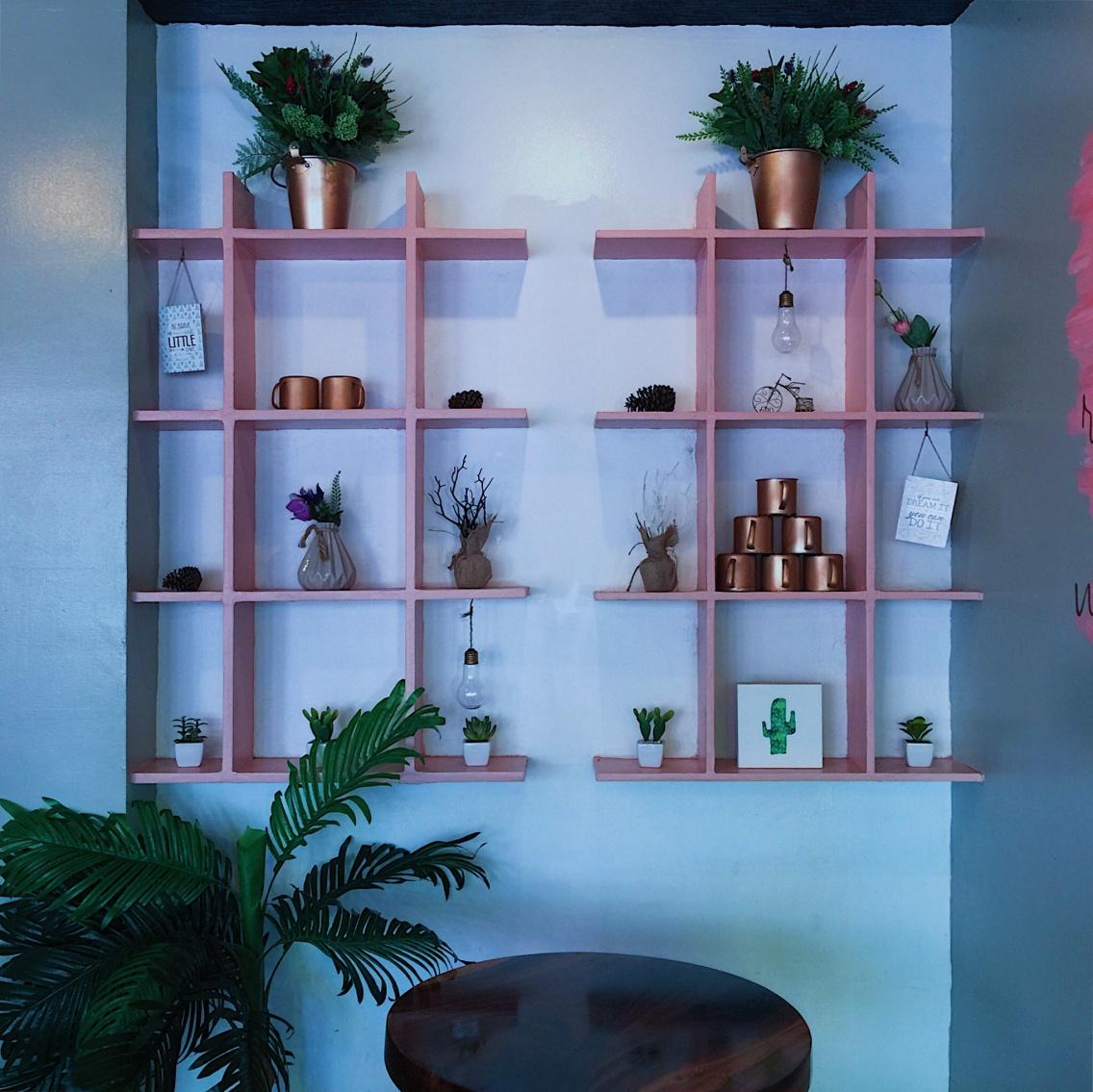 Cafe Vibes 1 3 Cafe Pastel Pink Blue Aesthetic Tamelavilla Vsco