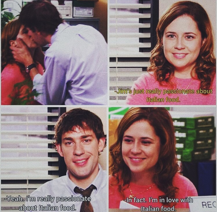 VSCO - #theoffice #jimandpam #jimhalpert #pambeesley #quotes ...