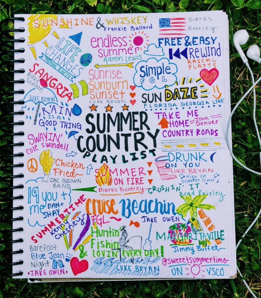 VSCO - #summer #country #playlist #music #sweet #summertime 500+